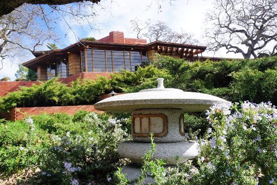 พาโลอัลโต, แคลิฟอร์เนีย: Hanna House
