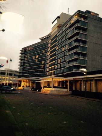 Hilton Amsterdam - Picture of Hilton Amsterdam, Amsterdam ...