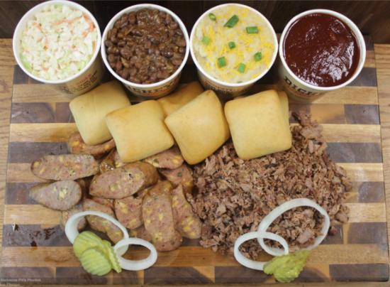 Southern Pines, Carolina del Norte: Take home a family pack and satisfy a crowd.