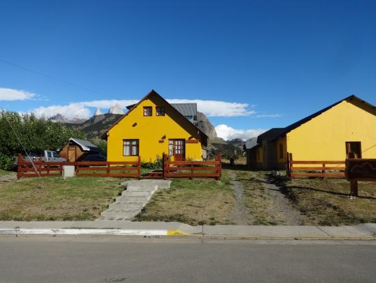 Hosteria Confin Patagonico: Hotel en zona céntrica y tranquila. Impecable