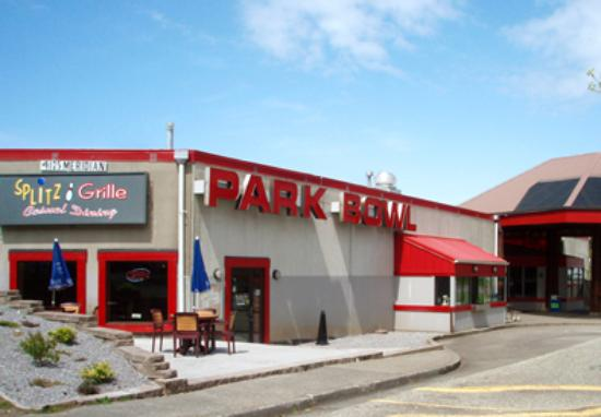 Park Bowl: Snapshot of building exterior found on the web