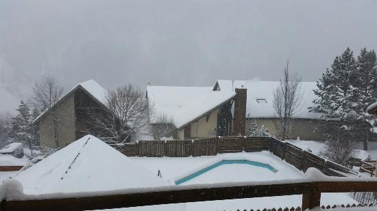 Panoramic Village (Chalets de la Meije) : 20160213_103218_large.jpg
