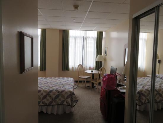 Hotel Milano: Superior Room 1 Queen Bed