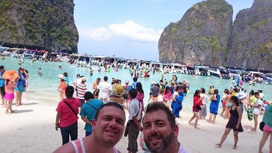 Ko Phi Phi Don, Thailand: Phi Phi Islands