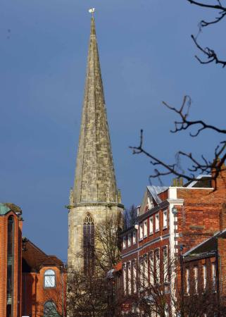 All Saints Church : All Saints North Street