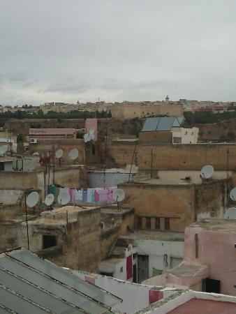 Riad al akhawaine: Vistas
