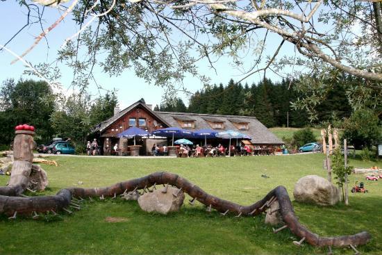 Schonwald, Germany: Gastronomiebereich
