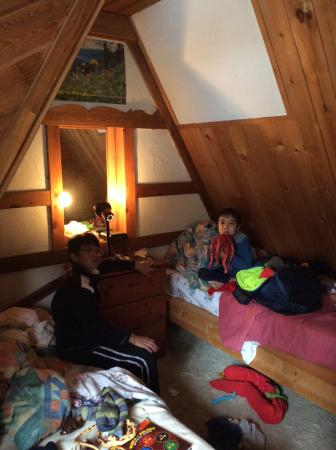 Slocan, Canada: Children's Room
