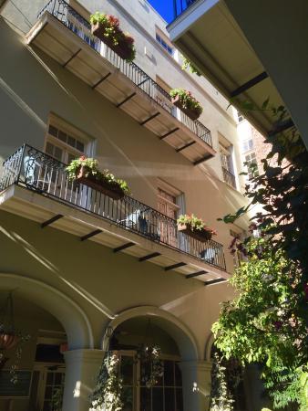 Hotels Near  Decatur Street New Orleans