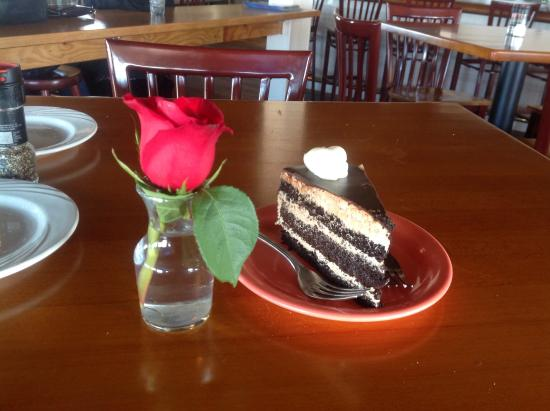Cap'n Jack's Restaurant : Yummy dessert