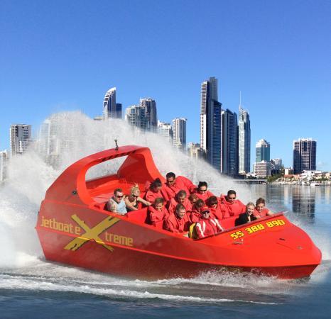 Jetboat Extreme: Extreme!