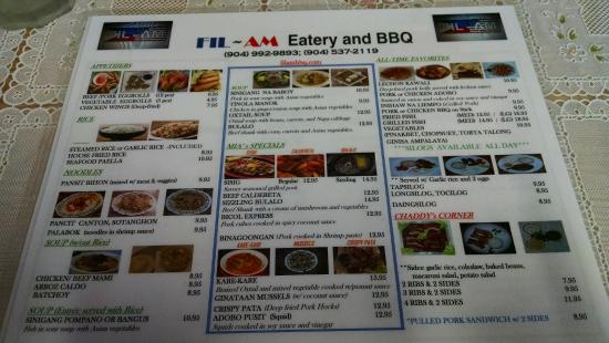 Fil-Am Eatery & BBQ