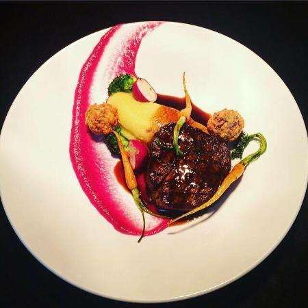 L Amour Menu Valentine S Day Dishes Picture Of Rock Salt Maret