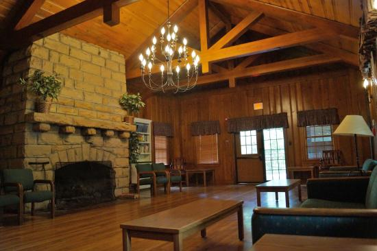 Russell Springs, KY: Pumpkin Creek Lodge  on Lake Cumberland