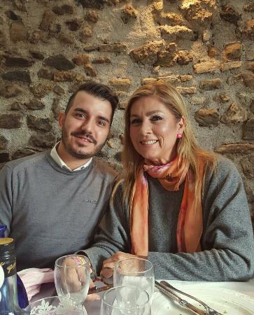 Romina power foto di ristoro santa gemma roma tripadvisor for Piscina g s roma 53 roma