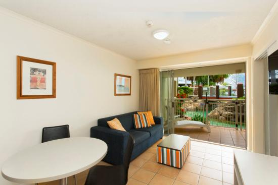 1 bedroom pool view apartment picture of breakfree alexandra beach rh tripadvisor com au