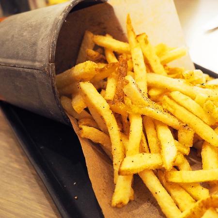 Aveline: House Cut Fries