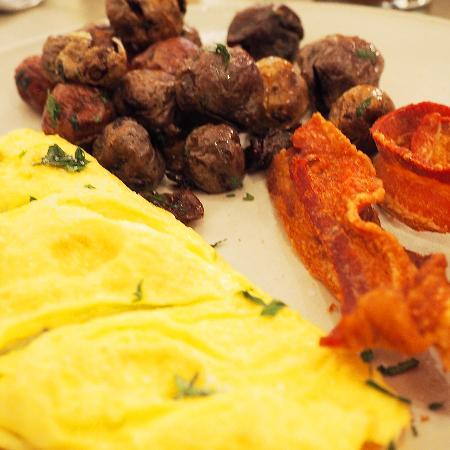 Aveline: Omelette