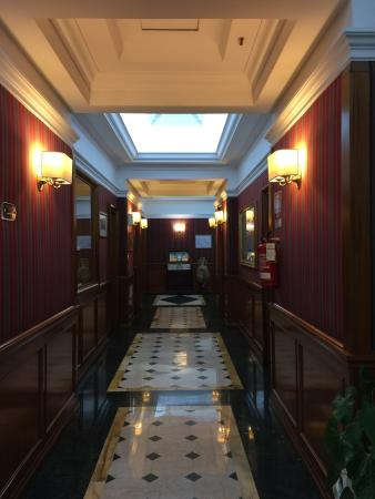 hotel morgana de roma: