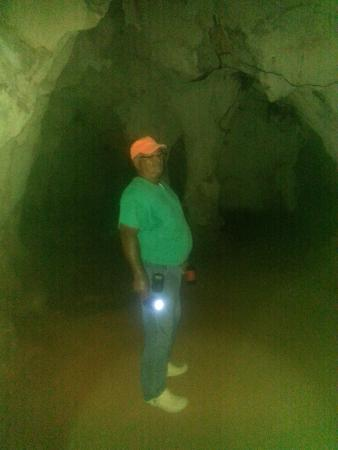 Deadman's Cay Caves