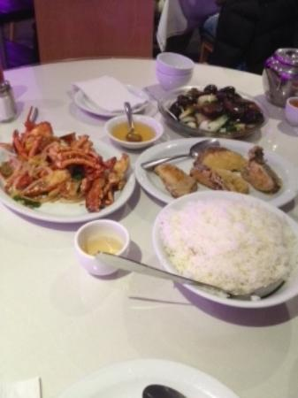 delicious chinese food picture of mon nan village montreal rh tripadvisor com