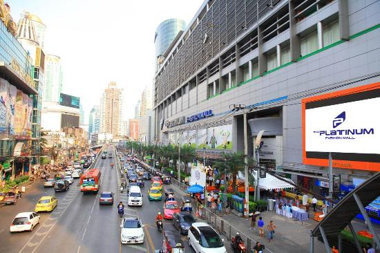 Photo of Mall The Platinum Fashion Mall (เดอะแพลทินัม แฟชั่นมอลล์) at 222 Phetchaburi Rd., Ratchathewi 10400, Thailand