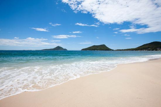 Port Stephens Australia Shoal Bay Beach