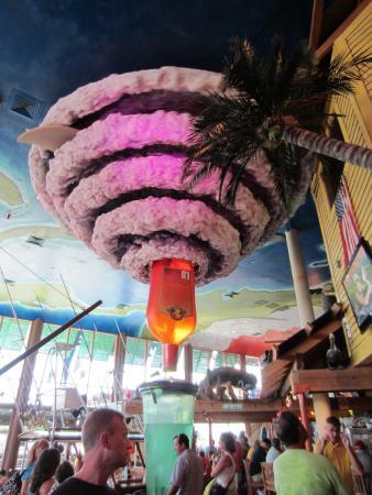 Margaritaville Myrtle Beach Hurricane
