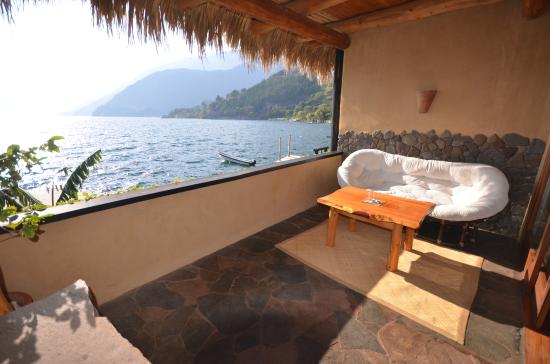 Laguna Lodge Eco-Resort & Nature Reserve: A room with a view.