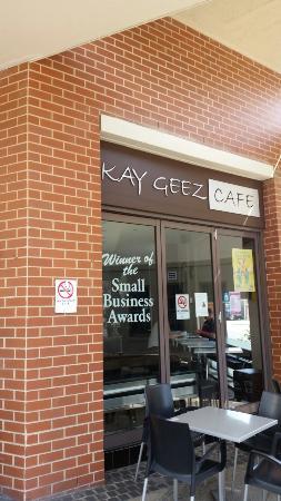 Kay Geez Cafe