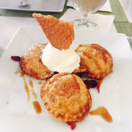 Mariposa: Apple pie