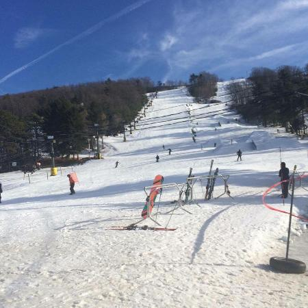Boalsburg, Pensilvania: Ski area for beginners