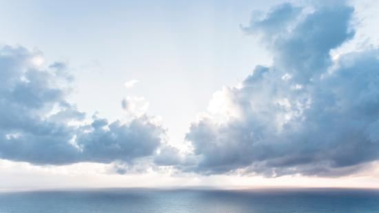 Coolum Beach Getaway Resort: The view from Mt Coolum, just an 8 minute drive away.