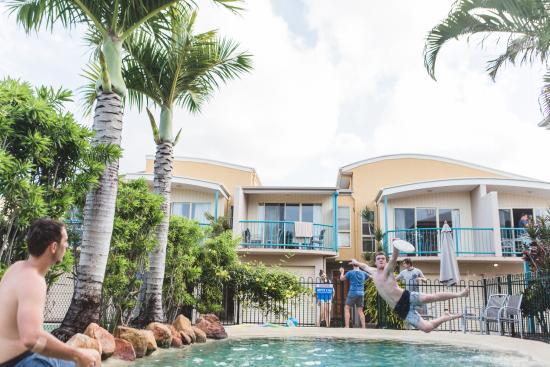 Coolum Beach Getaway Resort : Excellent Pool!