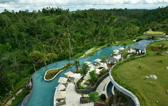 best pool in bali picture of padma resort ubud payangan tripadvisor rh tripadvisor ie