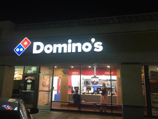 domino s pizza las vegas 3266 las vegas blvd n restaurant rh tripadvisor com