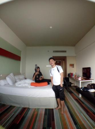 room 1710 picture of harris hotel conventions kelapa gading rh tripadvisor ie
