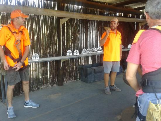 Adventure Zone Cullinan: briefing safty