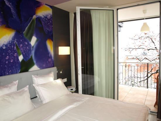 Charme Hotel Barbate: Dettaglio di una camera