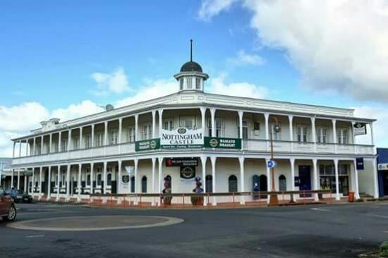 Morrinsville, Nueva Zelanda: The Castle Bar & grill