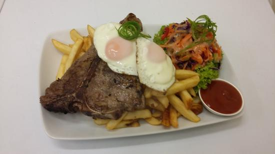 Morrinsville, Neuseeland: The Castle Bar & grill