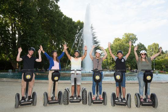 Yellow Zebra Bike and Segway Tours and Rentals