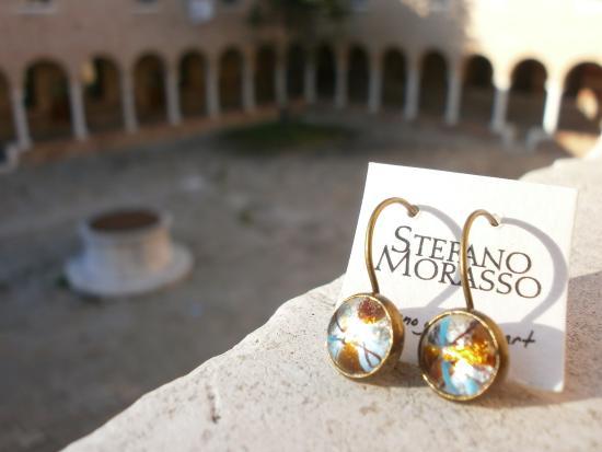 Stefano Morasso Studio Murano Glass Fine Art