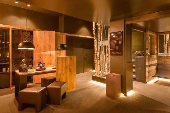 Grau Roig Andorra Boutique Hotel & Spa: Grau-Roig_Spa_recepcion