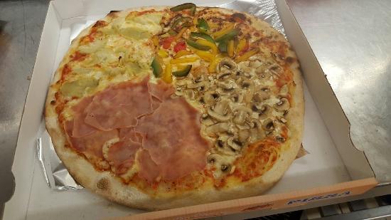 Pizza-Pool