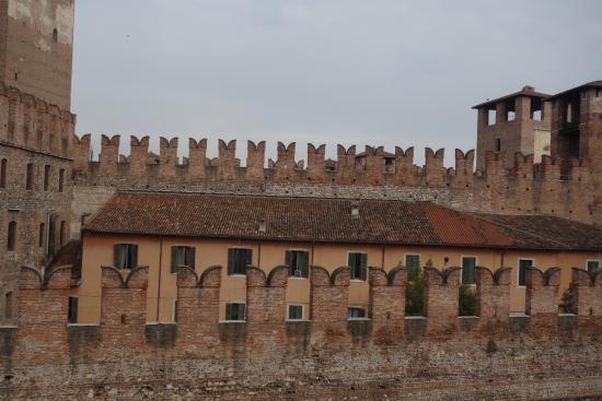 Aparthotel Verona House : panorama