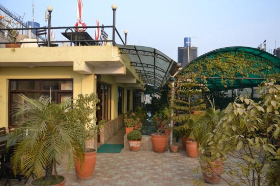 rooftop terrace picture of boudha stupa view guest house rh tripadvisor co uk