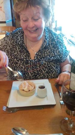 Holly Bush Inn: Banoffee Tart