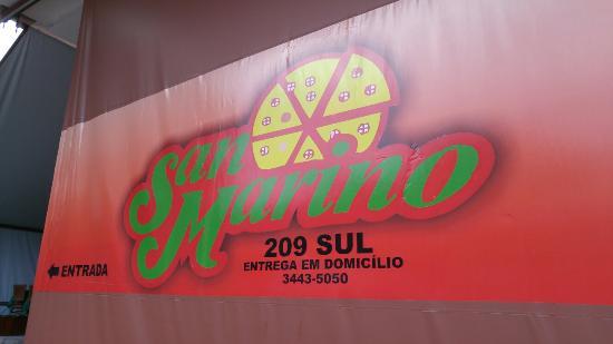 San Marino Restaurante E Pizzaria