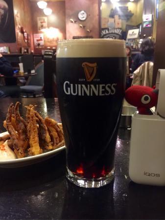 Irish Pub Stasiun Ueno